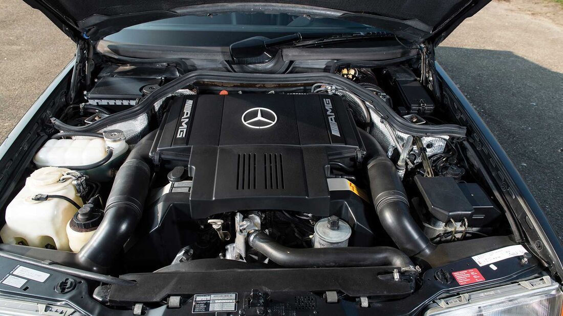 Mercedes-Benz 500 E 6.0 AMG (1993)