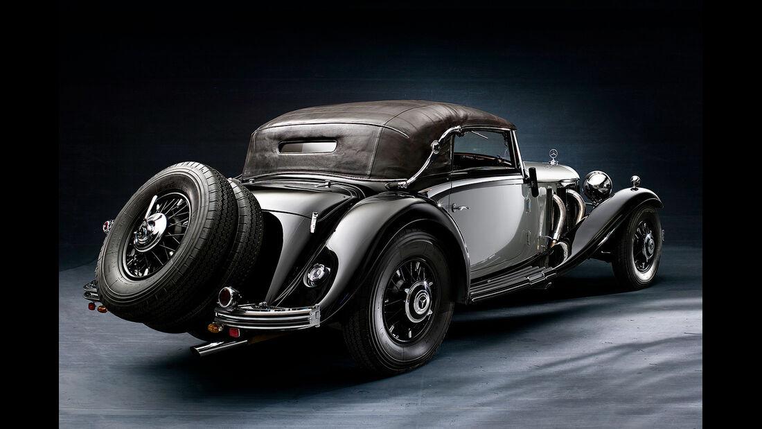 Mercedes-Benz 500 K Cabriolet