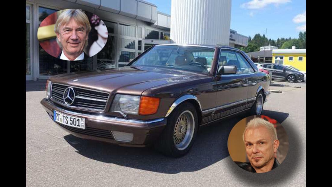Mercedes-Benz 500 SEC V8 Uhlmann Schenker