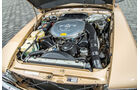 Mercedes-Benz 500 SL, Motor
