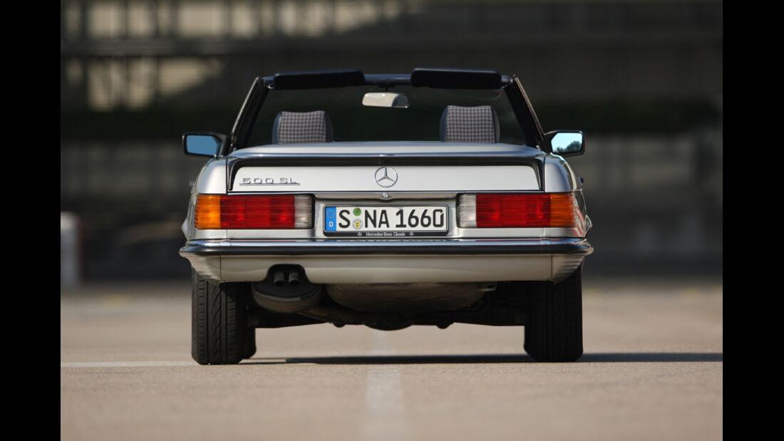 Mercedes-Benz 500 SL (R 107)
