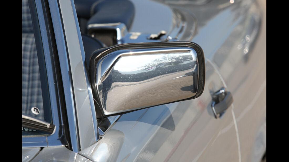 Mercedes-Benz 500 SL (R 107), Außenspiegel