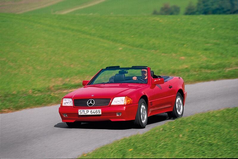 Mercedes-Benz 500 SL (R 129)
