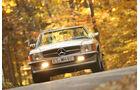 Mercedes Benz 500 SL R107, 1989, Front