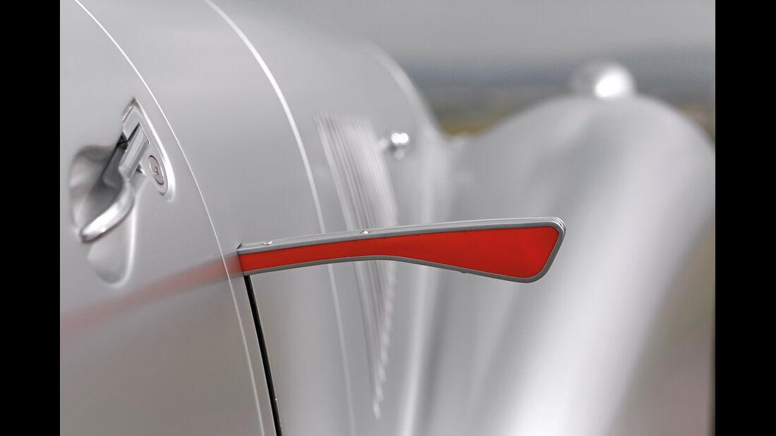 Mercedes-Benz 540 K Stromlinienwagen, Blinker