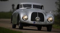 Mercedes-Benz 540 K Stromlinienwagen, Frontansicht