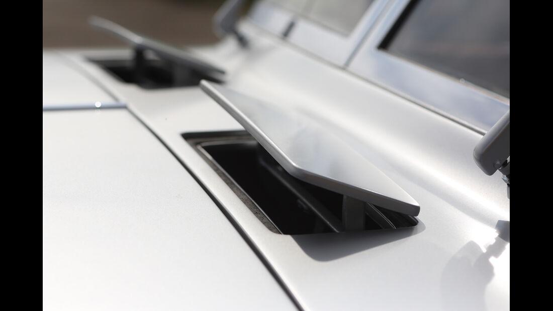 Mercedes-Benz 540 K Stromlinienwagen, Luftkühlung