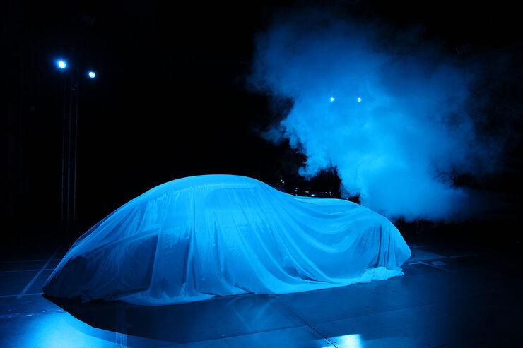 Mercedes-Benz 540 K Stromlinienwagen