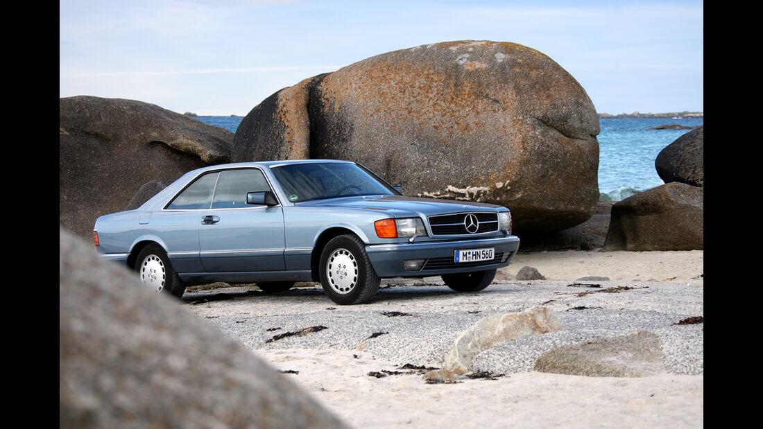 Mercedes Benz 560 SEC