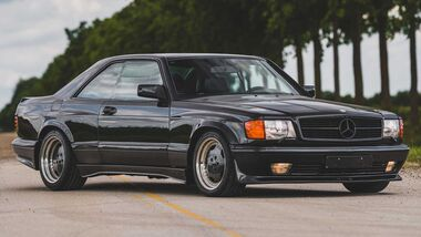 Mercedes-Benz 560 SEC AMG 6.0 Widebody (1989)
