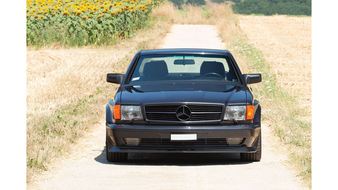 Mercedes-Benz 560 SEC AMG 6.0 Widebody (1991)