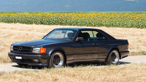 Mercedes-Benz 560 SEC AMG 6.0 Widebody (1991)