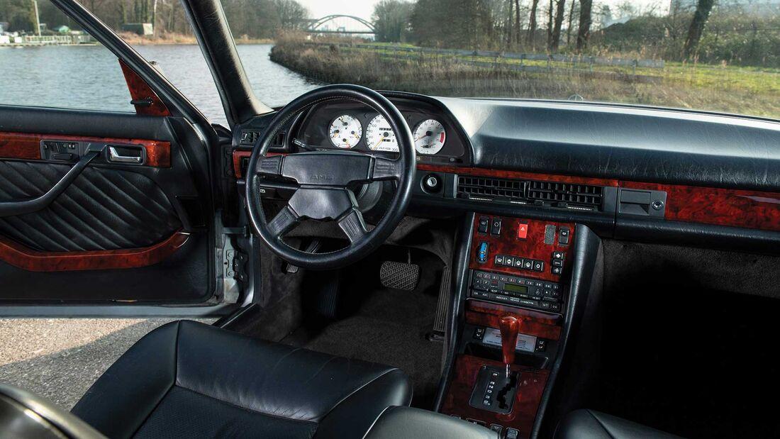 Mercedes-Benz 560 SEL AMG 6.0 24V (1989)
