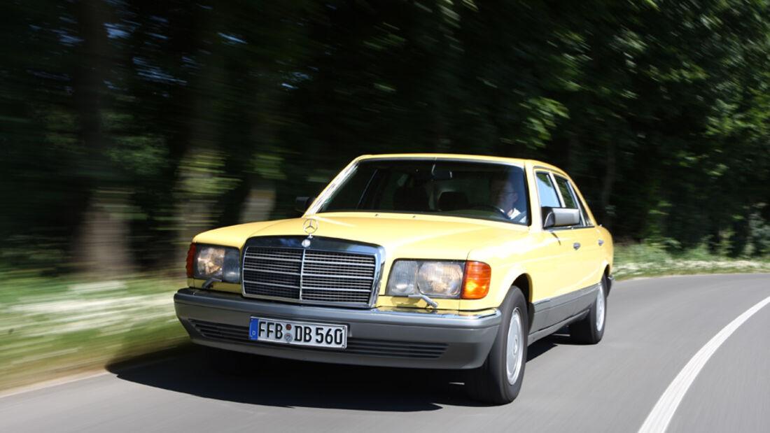 Mercedes-Benz 560 SEL, Baujahr 1986