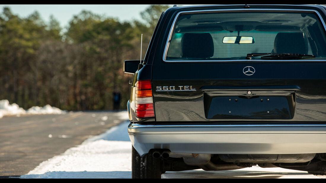 Mercedes-Benz 560 TEL (1990) Caro Exterieur