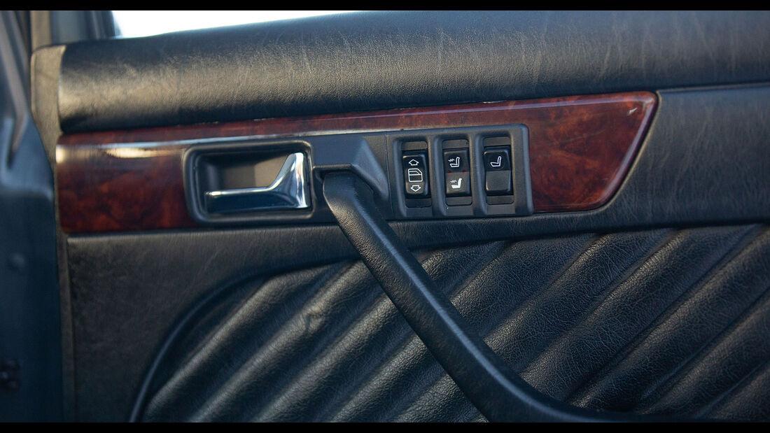 Mercedes-Benz 560 TEL (1990) Caro Fondtür