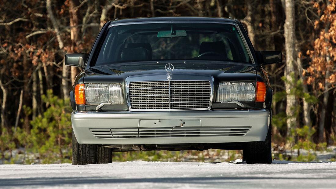 Mercedes-Benz 560 TEL (1990) Caro Front