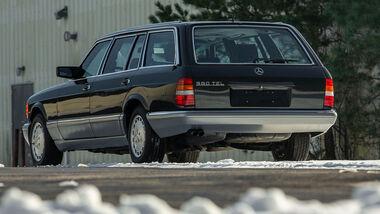Mercedes-Benz 560 TEL (1990) Caro Heck