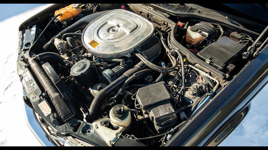 Mercedes-Benz 560 TEL (1990) Caro Motor