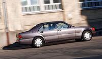 Mercedes-Benz 600 SEL, Seitenansicht