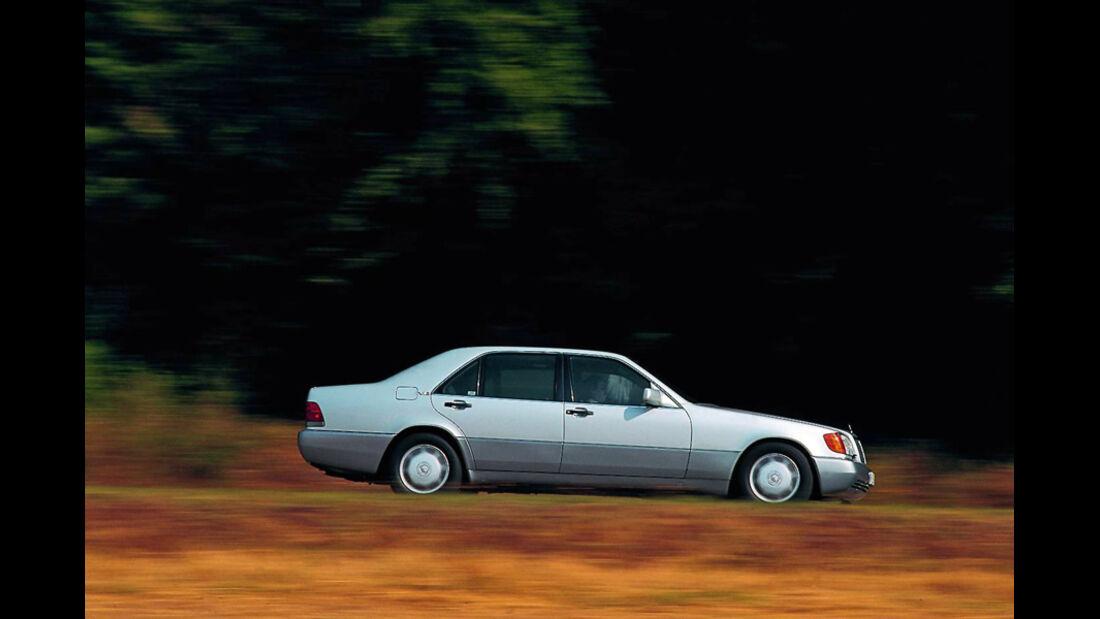 Mercedes-Benz 600 SEL (W 140), Baujahr 1992