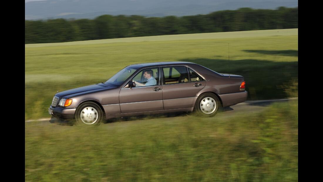 Mercedes-Benz 600 SEL, W 140, Baujahr 1992