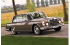 Mercedes-Benz 600, Seitenansicht