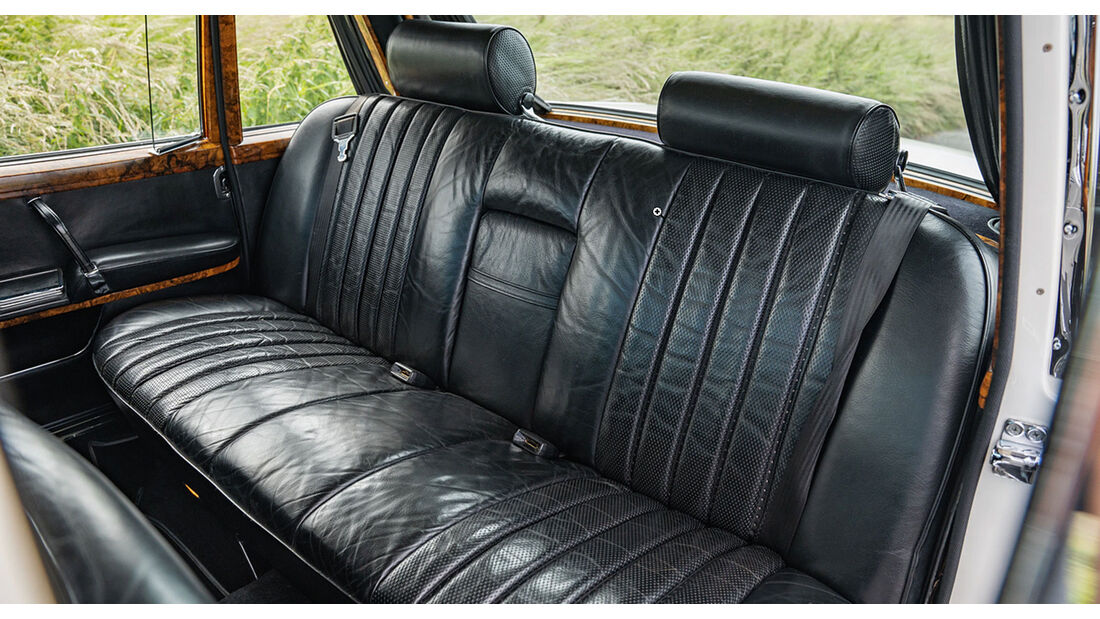 Mercedes-Benz 600 W100 (1967) Ex-George Harrison