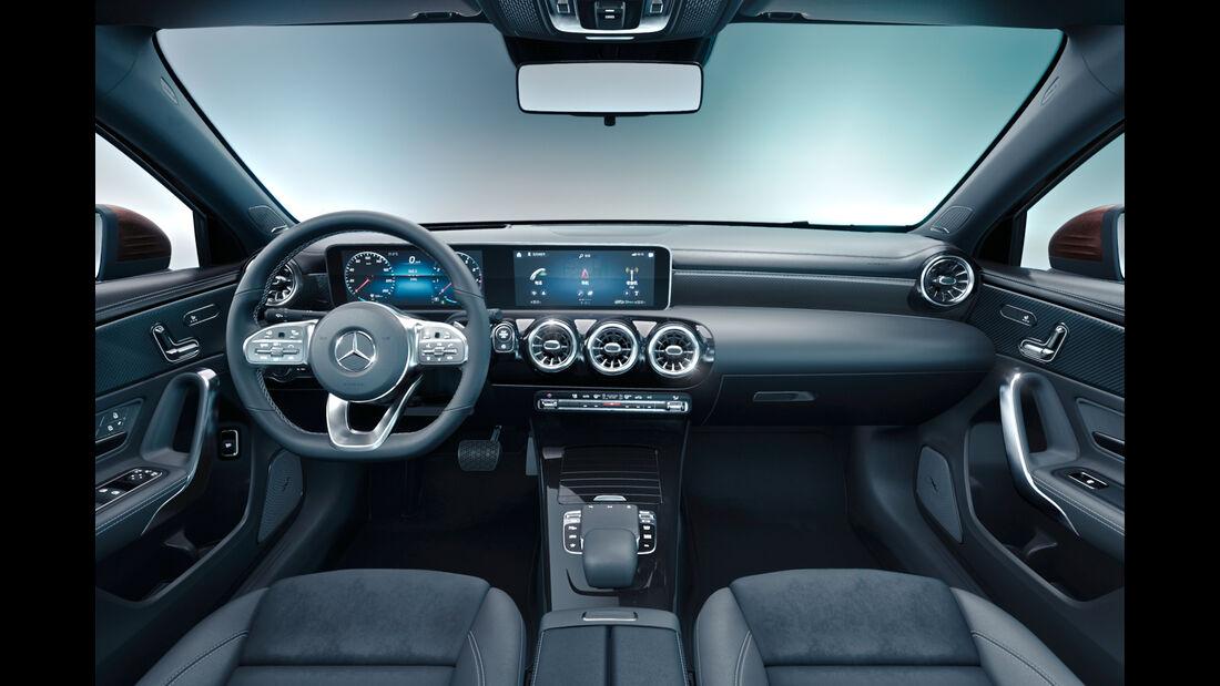 Mercedes-Benz A-Klasse Sedan Lang China 2018