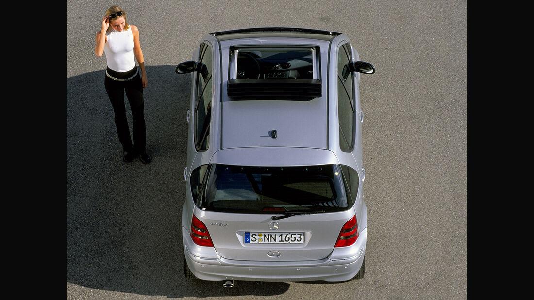 Mercedes-Benz A-Klasse, W168