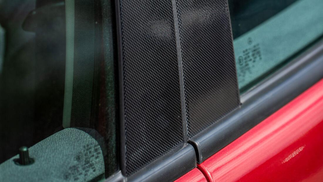 Mercedes Benz A170 (W 168) (1998-2001), Detail