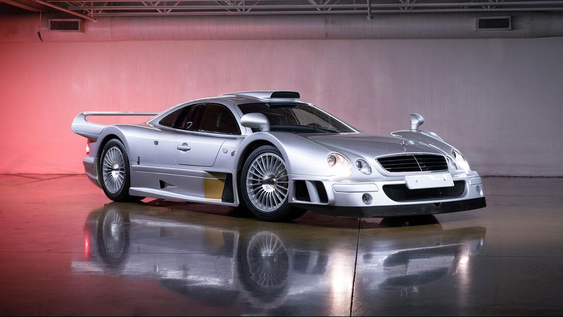 Mercedes-Benz AMG CLK GTR Strassenversion