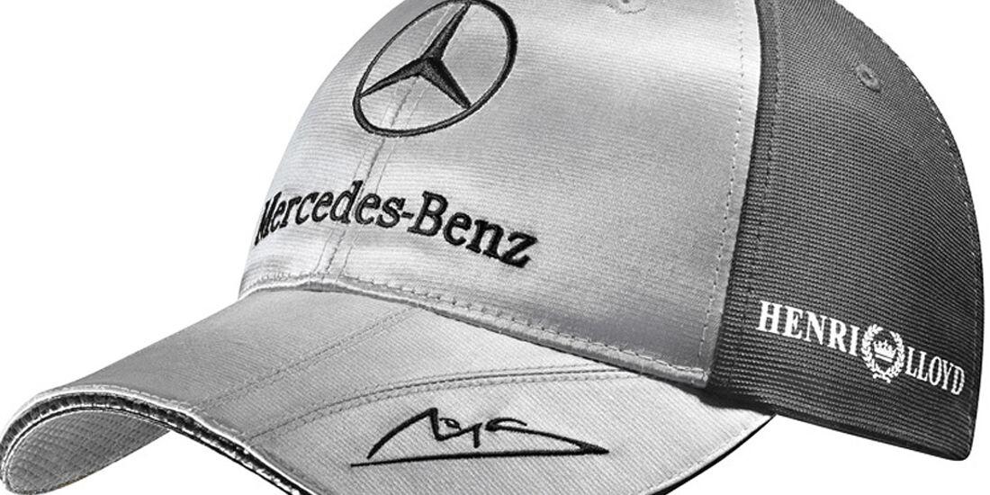 Mercedes-Benz Accessoires, Mercedes-Zubehör, Mütze, Schumacher