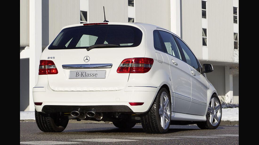 Mercedes-Benz B-Klasse B55 V8-Motor