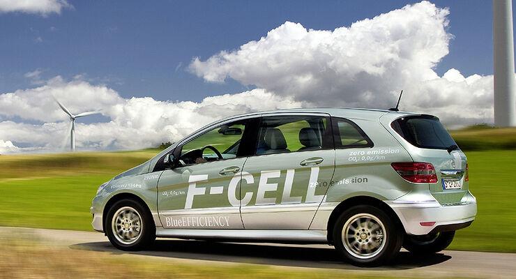 Mercedes-Benz B-Klasse F-CELL
