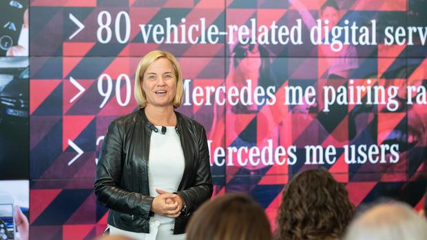 Mercedes-Benz BesBritta Seeger Mercedes-Benz Best Customer Experience 4.0t Customer Experience 4.0