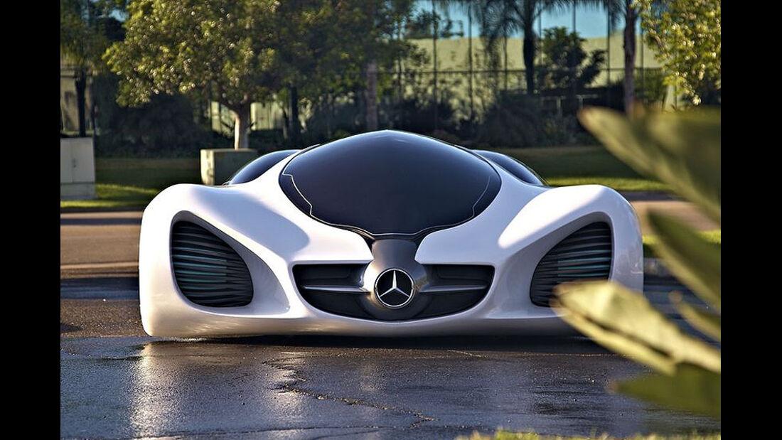 Mercedes-Benz Biome, L.A. Design Challenge, Studie