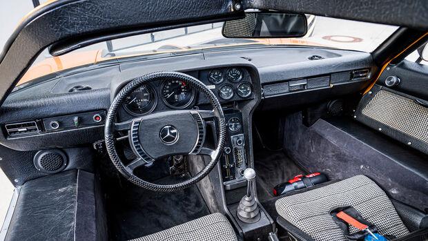 Mercedes-Benz C 111-II mit V8-Motor, 1970