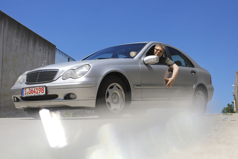 Mercedes-Benz C 180 Kompressor, Exterieur