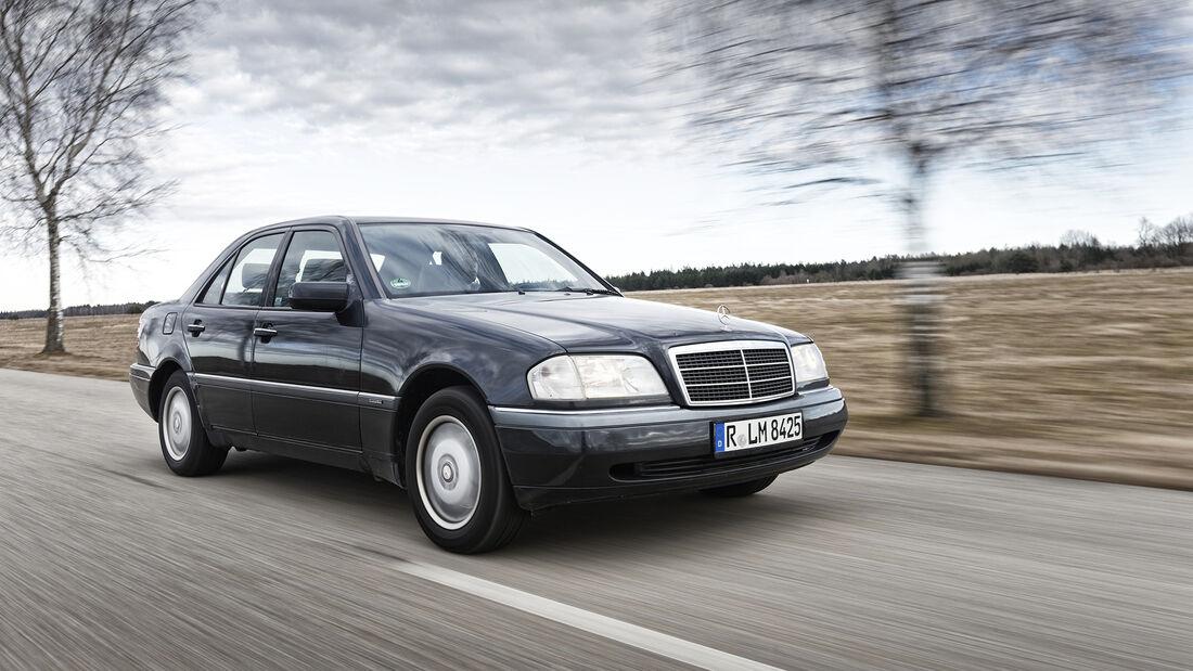 Mercedes-Benz C 220 Elegance, Exterieur