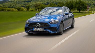 Mercedes-Benz C 300 d T-Modell, Meet Mercedes @ Immendingen 2021