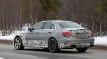 Mercedes Benz,C 63 AMG,Erlkönig,03/2014