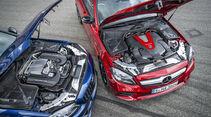 Mercedes-Benz C AMG, Exterieur
