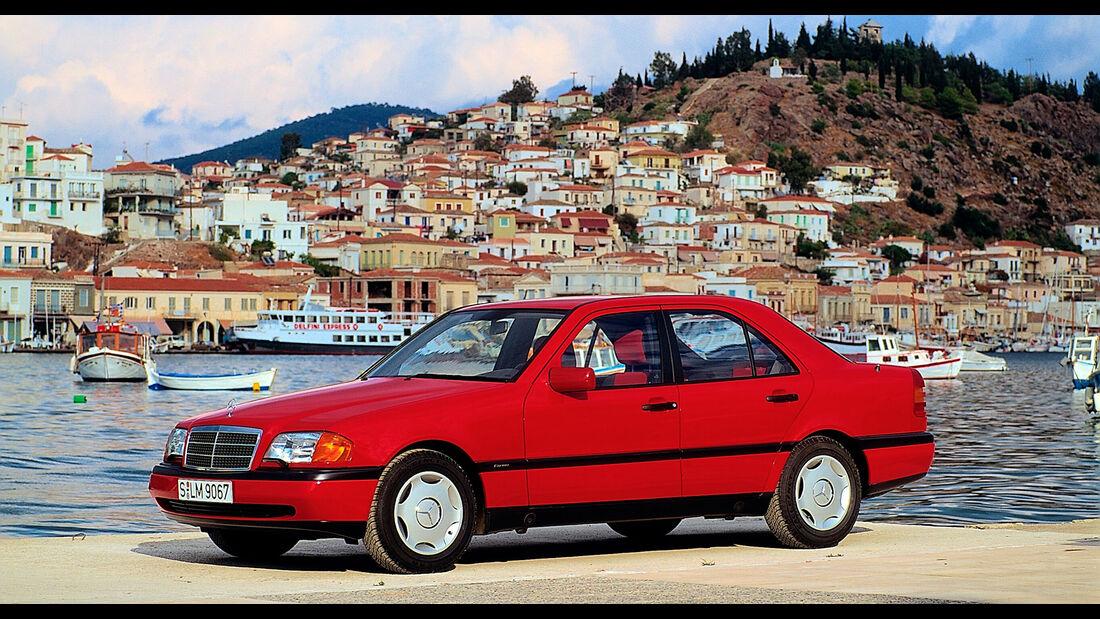 Mercedes-Benz C-Klasse W202 (1993)