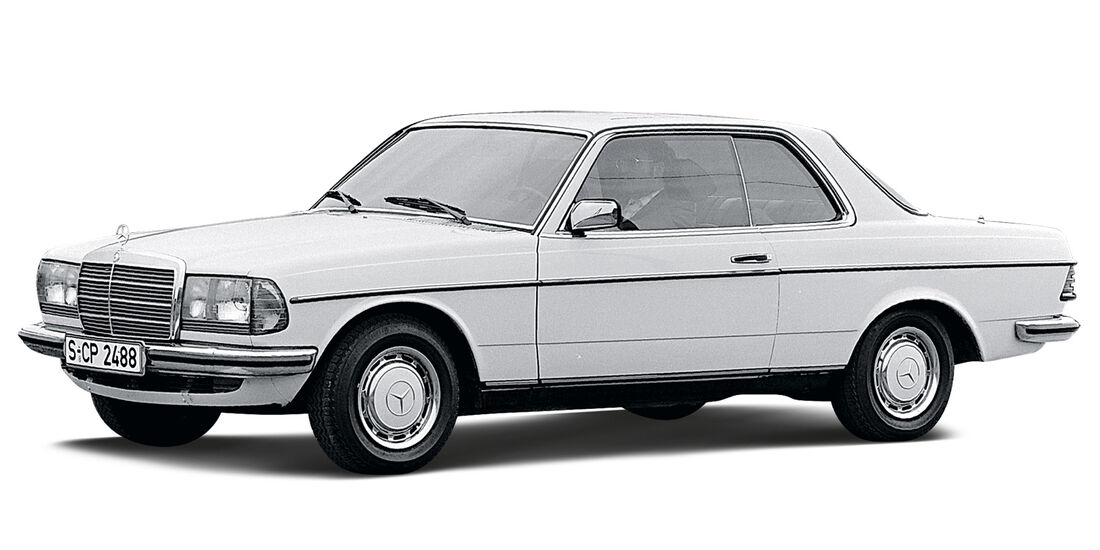 Mercedes-Benz C123, Durchsicht