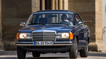 Mercedes-Benz C123, Frontansicht