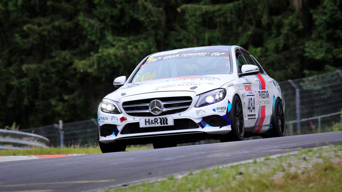 Mercedes-Benz C300 - Startnummer #484 - VT2 - NLS 2020 - Langstreckenmeisterschaft - Nürburgring - Nordschleife
