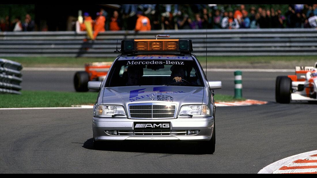 Mercedes-Benz C43 AMG Safety Car