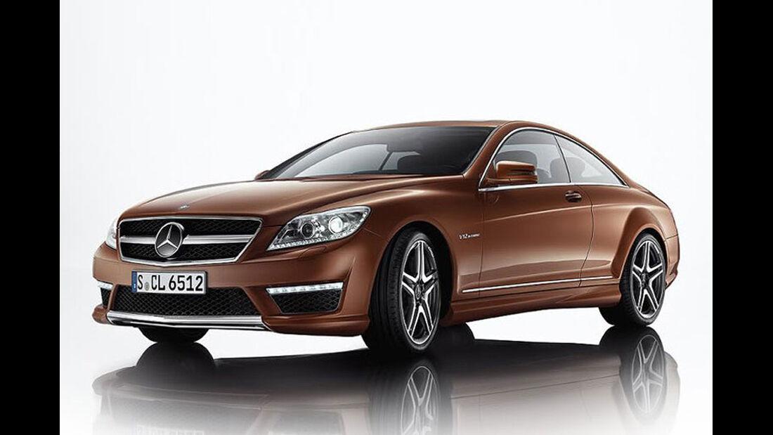 Mercedes-Benz CL 2010, Luxus-Coupé, CL 65 AMG