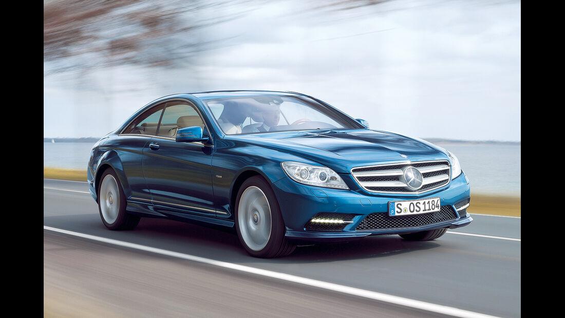 Mercedes-Benz CL 600, Motor Klassik Award 2013